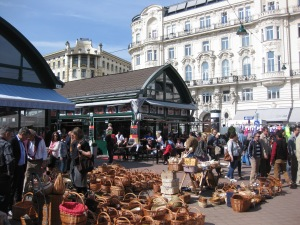 prizor sa gradske tržnice Nahtmark