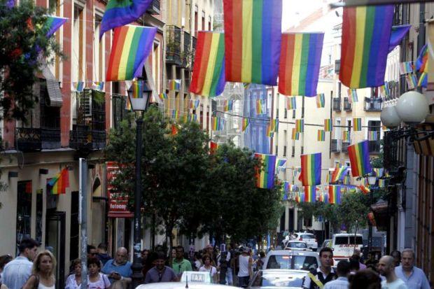 chuca el dia de orgullo gay. Kike Rincon