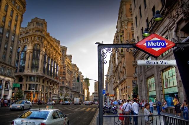 Metro-Madrid-Gran-Via