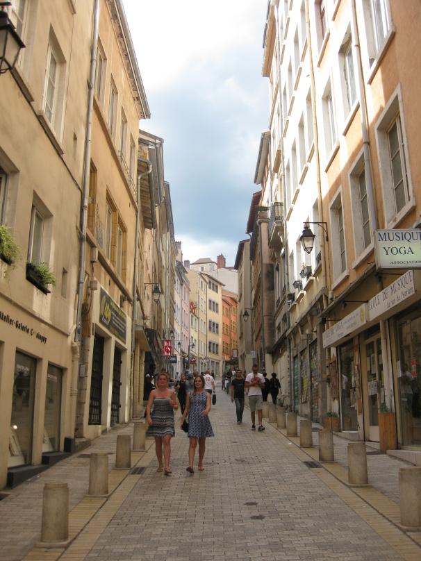 putovanje u Francusku, grad Lion