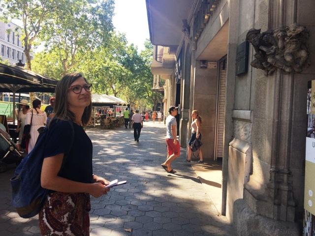 Barselona Gaudijeva dela