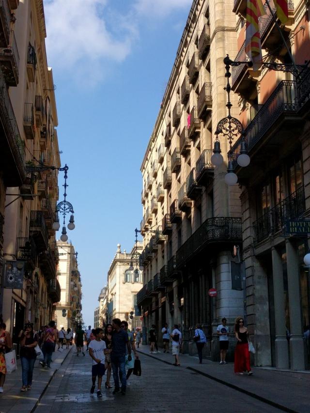 putovanje u Barselonu Katalonija