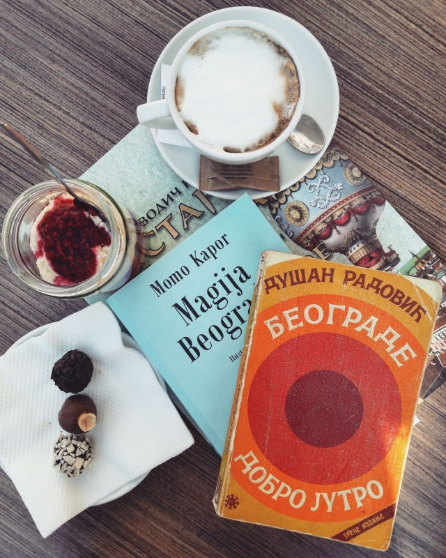 knjige o Beogradu